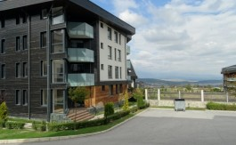 -Fully furnished Studio on Aspen Suites