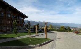 -Furnished Studio on Pirin Golf