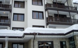 -Full furnished 1 bed – St Georges Ski & Spa